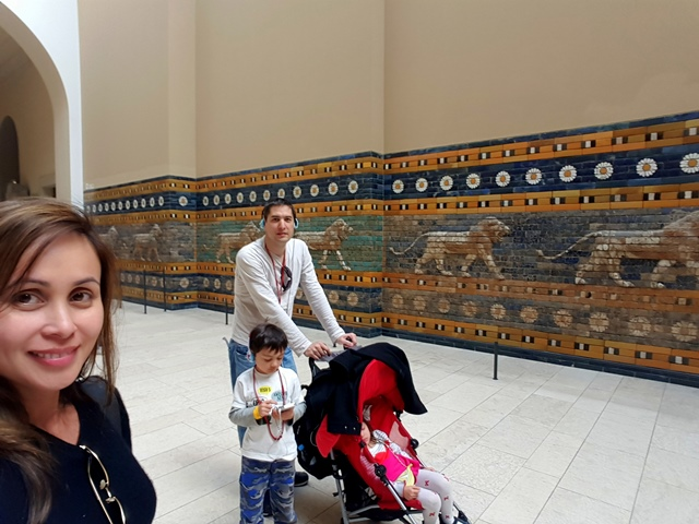 Ishtar Gate in the Pergamon Museum... OMG!!! Love it...