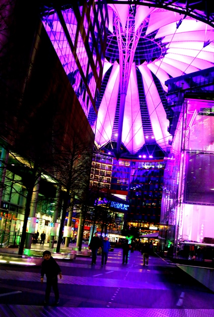 Sony Center - Sony's European headquarters