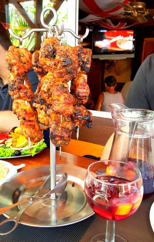 Yummy Chicken piri-piri