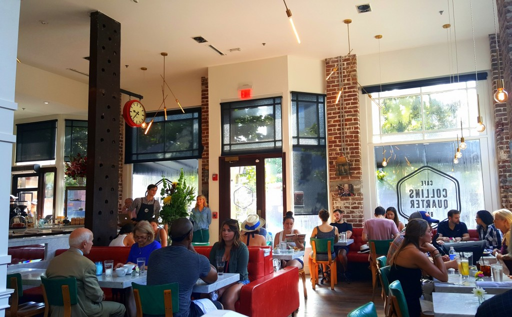 Cute place with good food.. A must-try while in Savannah.