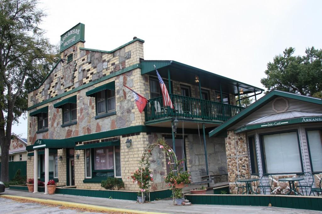 The Arkansas House