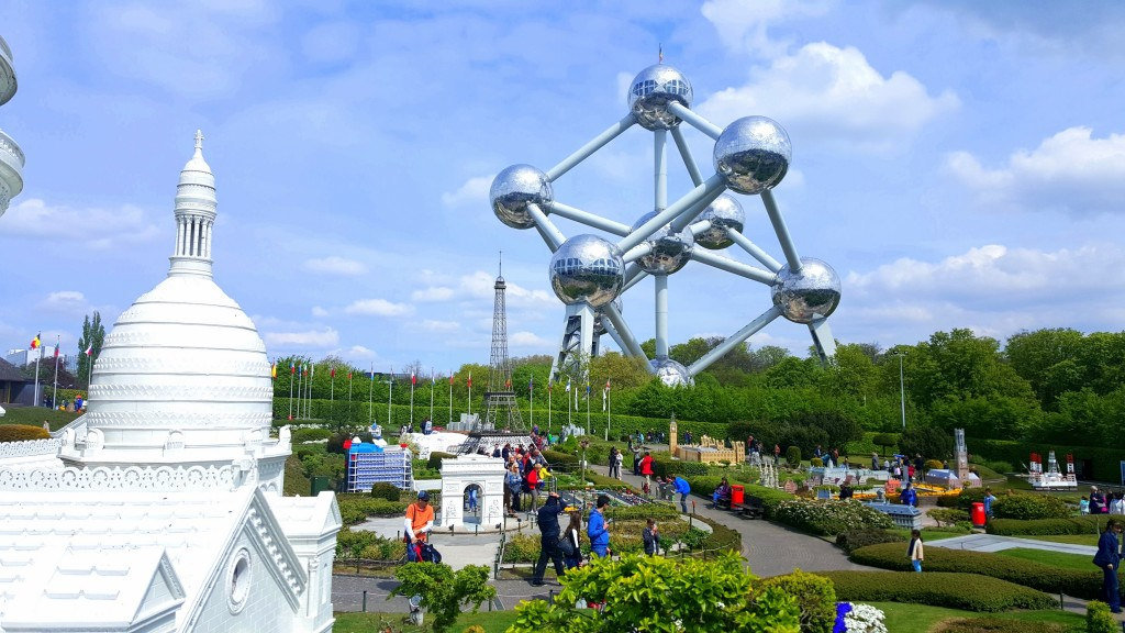 Mini-Europe allows visitors a chance to see perfect replicas of the best monuments and sites of Europe.